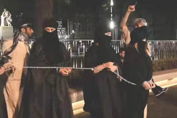Giây phút hãi hùng của nô lệ tình dục IS khi trốn tới Đức