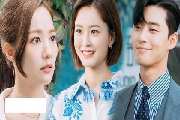 Tập 14 'Thư ký Kim': Park Min Young ghen tuông, Jung Yoo Mi 'tự luyến' giống Park Seo Joon