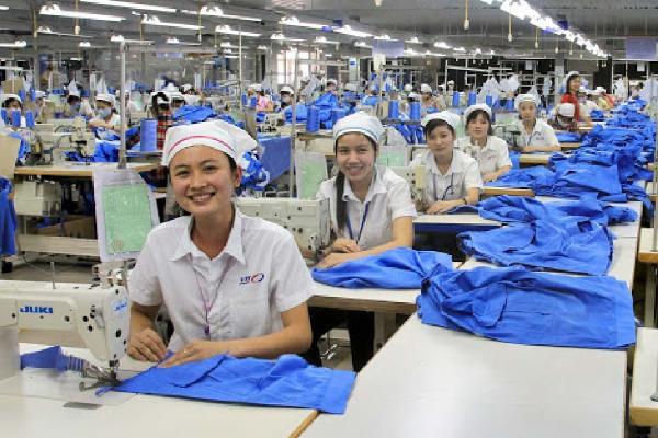 Cơ hội mở rộng thị trường cho ngành dệt may Việt Nam
