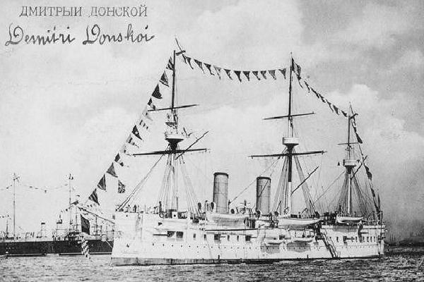 Tìm thấy xác chiến hạm Nga nghi chứa vàng dưới biển Hàn Quốc