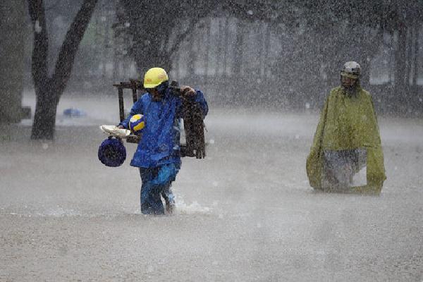 Mưa lớn kéo dài sau bão số 3, cảnh báo lũ quét