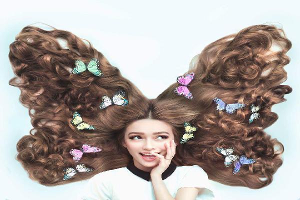 Mê mẩn vẻ đẹp của nàng 'công chúa tóc mây' phiên bản Việt