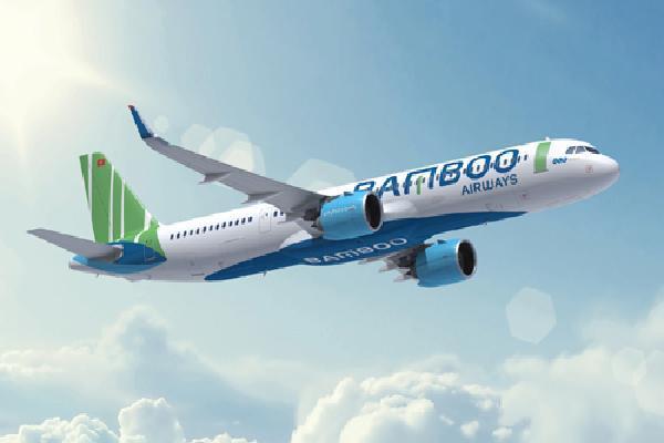 Bamboo Airways dự kiến cất cánh vào tháng 10
