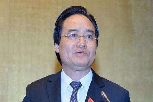 Bộ trưởng Giáo dục: 'Loại khỏi ngành cán bộ vi phạm quy chế thi'