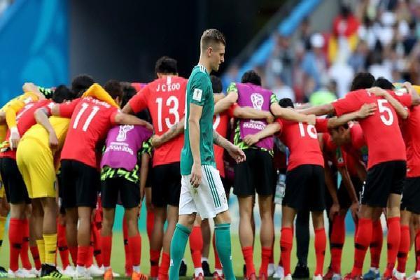 Vén màn số phận 6 'lời nguyền' tại World Cup 2018