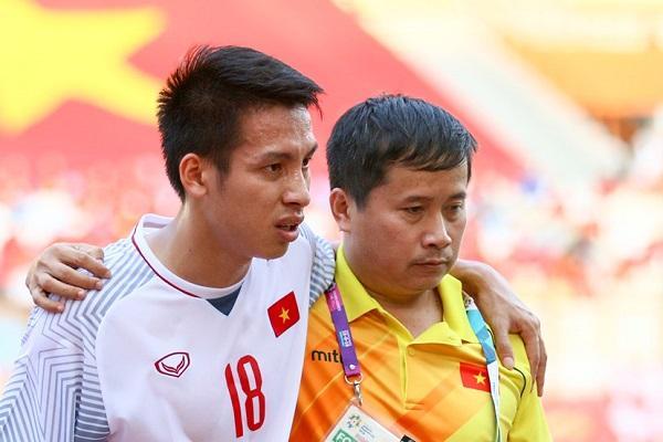 Olympic Việt Nam trả giá đắt cho chiến thắng Nhật Bản