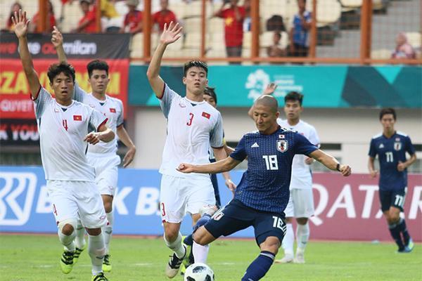 Đánh bại Nhật Bản, Việt Nam tạo nên cơn địa chấn tại vòng loại Asiad
