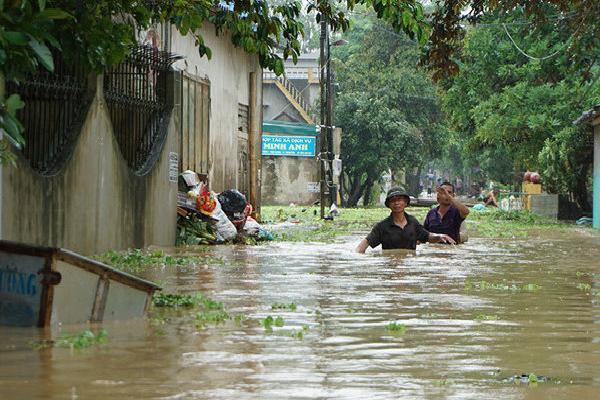 Thanh Hóa: 3 người chết và mất tích do mưa lũ