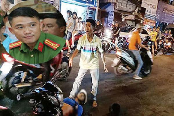 Thủ lĩnh cảnh sát hình sự ở Sài Gòn vận quần cộc, xả thân phá án