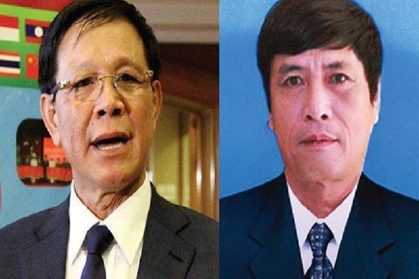 Lời khai chi 'tiền tấn' cho ông Phan Văn Vĩnh, Nguyễn Thanh Hóa