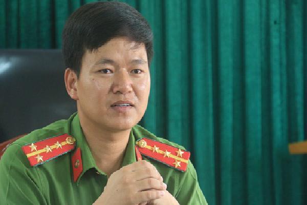 Tiểu đoàn trưởng khẳng định 35 cảnh sát cơ động Lạng Sơn 'học thật, thi thật'