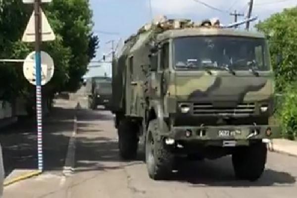 Cuộc diễn tập bất ngờ của Nga khiến cư dân Armenia khiếp sợ
