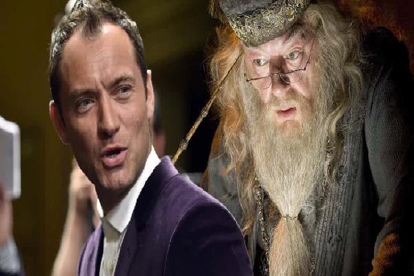 Jude Law lần đầu chia sẻ về chuyện đồng tính của Albus Dumbledore