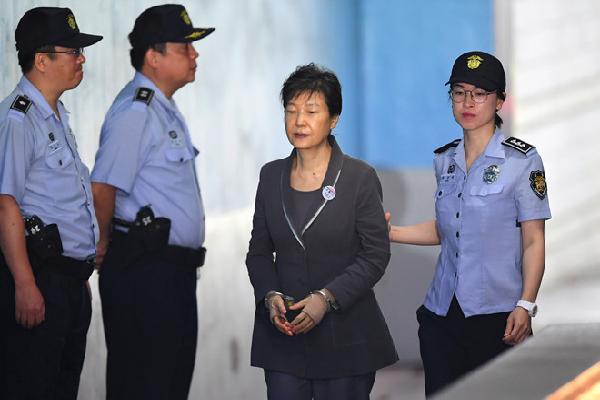 Bà Park Geun Hye bị tuyên thêm 8 năm tù