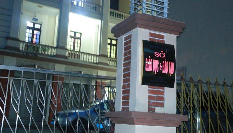Sở GD&ĐT tỉnh Hà Giang. Ảnh: Thanh Hùng