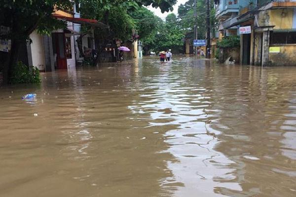 Yên Bái: 10 người chết và mất tích do mưa lũ, nhiều xã bị chia cắt