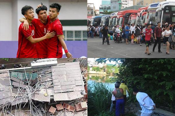 Tin tức 24h ngày 20/8: Người Việt có thể được xem Asiad 2018 trên truyền hình; Tăng giá vé xe dịp lễ 2/9, bắt chẹt người lao động