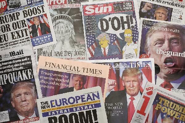 Nước Mỹ trong 'khủng hoảng niềm tin' dưới thời Tổng thống Trump