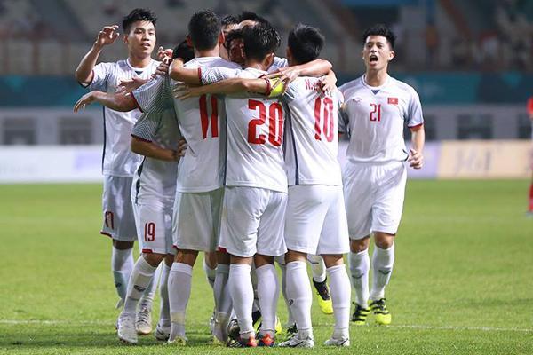 Xác định đối thủ của U23 Việt Nam ở vòng 1/8 Asiad