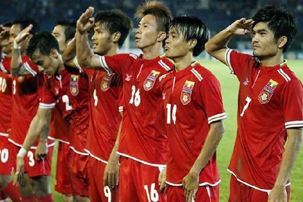 Đánh gục 'ông lớn' Iran, U23 Myanmar vẫn bị loại cùng U23 Thái Lan