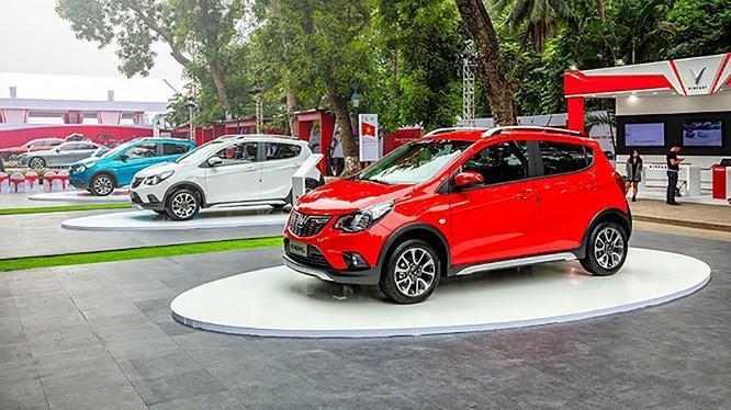 Các mẫu xe mang thương hiệu VinFast sẽ ra mắt ở Đà Nẵng từ ngày 8/12-9/12, địa điểm tại Trung tâm Thương mại Vincom Plaza Ngô Quyền (quận Sơn Trà, TP Đà Nẵng).