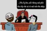 Thư giãn: 'Vui sướng vì chu cấp cho vợ cũ'