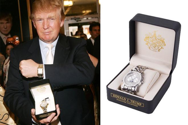 Không giống như các dòng đồng hồ xa xỉ, bộ sưu tập Signature của Trump sử dụng bộ máy thạch anh – cơ chế chuyển động khá cơ bản trong thế giới đồng hồ. Ảnh: Wordpress.