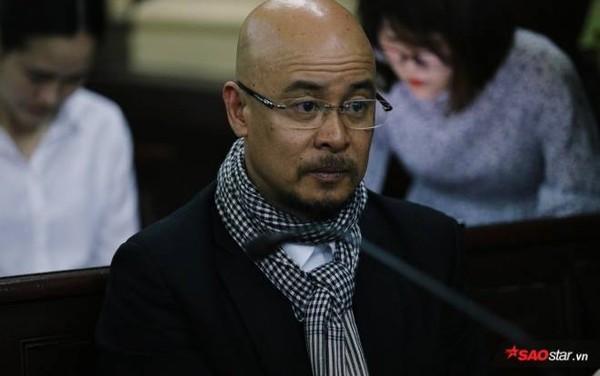 Ông Đặng Lê Nguyên Vũ tại phiên tòa ngày 1/3.