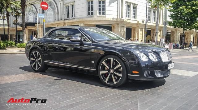 Chiếc Bentley sản xuất giới hạn chỉ 80 chiếc toàn cầu.