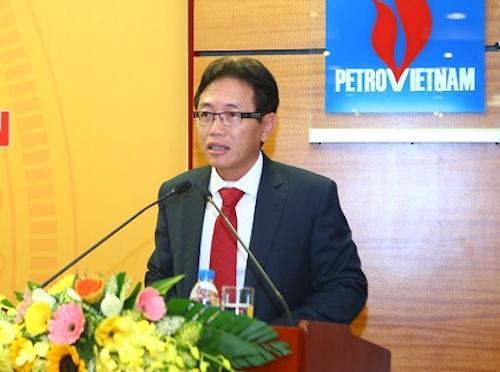 Ông Nguyễn Vũ Trường Sơn - Tổng giám đốc PVN. Ảnh: PVN