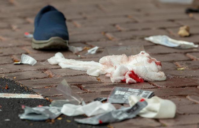Hiện trường ám ảnh của vụ thảm sát