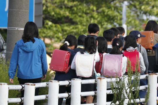 Gần 80% nạn nhân của tình trạng khiêu dâm trẻ em ở Nhật Bản là học sinh trung học cơ sở và trung học phổ thông Ảnh: KYODO NEWS