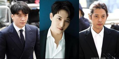 Seungri, Lee Jong Hyun, Jung Joon Young luôn được yêu mến với hình tượng ngoan hiền cho đến khi scandal nổ ra.