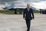 Tổng thống Putin: Su-57 là máy bay chiến đấu tốt nhất thế giới