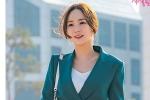 Còn đâu 'thư ký Kim' sang chảnh ngày nào, Park Min Young bỗng già đi vài tuổi vì kiểu tóc khó hiểu trong phim mới