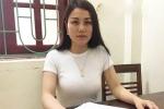 Bắt quả tang một hotgirl ăn trộm vàng ở Điện Biên