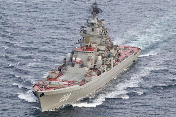 Tàu lớp Kirov.