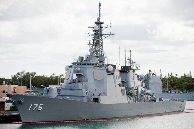 Tàu lớp Kongo.