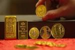 Giá vàng hôm nay 23/3: Chạm mức cao nhất 3 tuần