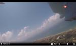 Su-34 Nga khẩn cấp phóng mồi bẫy nhiệt, né cú bắn chết người của