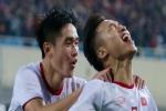 Tiền vệ U23 Việt Nam sung sướng tột cùng khi ghi bàn quyết định vào lưới U23 Indonesia