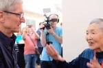 Ngả mũ thán phục cụ bà làm lập trình viên ở tuổi 83