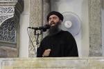 'Đế chế' IS sụp đổ, thủ lĩnh bí ẩn vẫn bặt vô âm tín