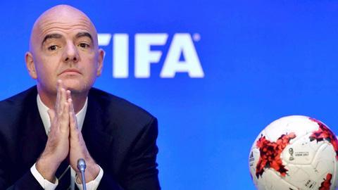 FIFA từ chối kế hoạch nâng lên 48 đội ở World Cup 2022