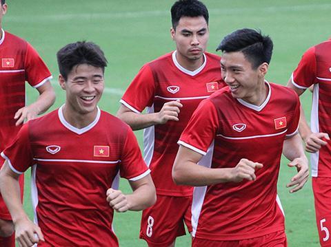 Đội tuyển Việt Nam sẽ chuẩn bị cho King's Cup 2019 ở Thái Lan