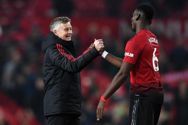 Pogba bày tỏ mong muốn rời sân Old Trafford sau 3 năm gắn bó. Ảnh: Getty Images.