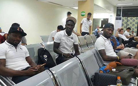Hà Nội FC trải qua hành trình hành xác sau trận đấu ở AFC Cup trên đất Philippines
