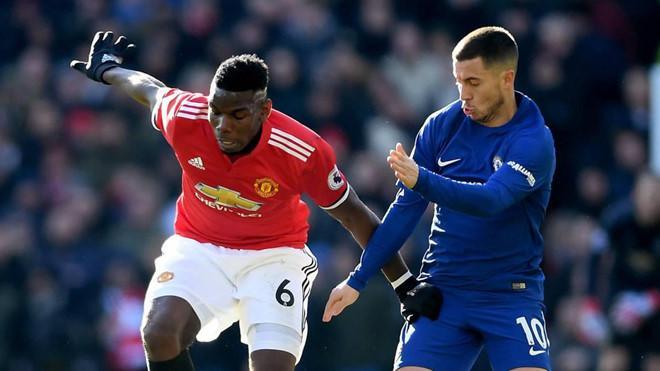 Vung nhiều tiền để mua ngôi sao trong đó có Hazard, Real vẫn chưa thể thực hiện kế hoạch chiêu mộ Pogba. Ảnh: Getty.