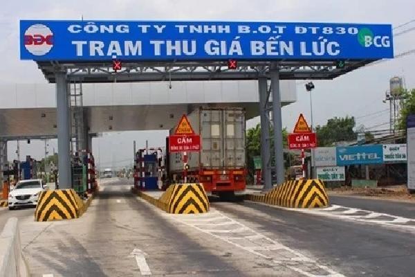 Bộ Giao thông Vận tải trả lại tên 'trạm thu phí'