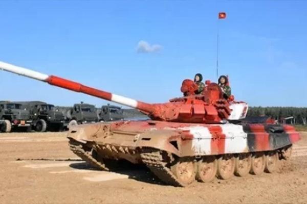 Đội tuyển xe tăng Việt Nam 'đạt tốc độ bất ngờ' khi dự Army Games 2019